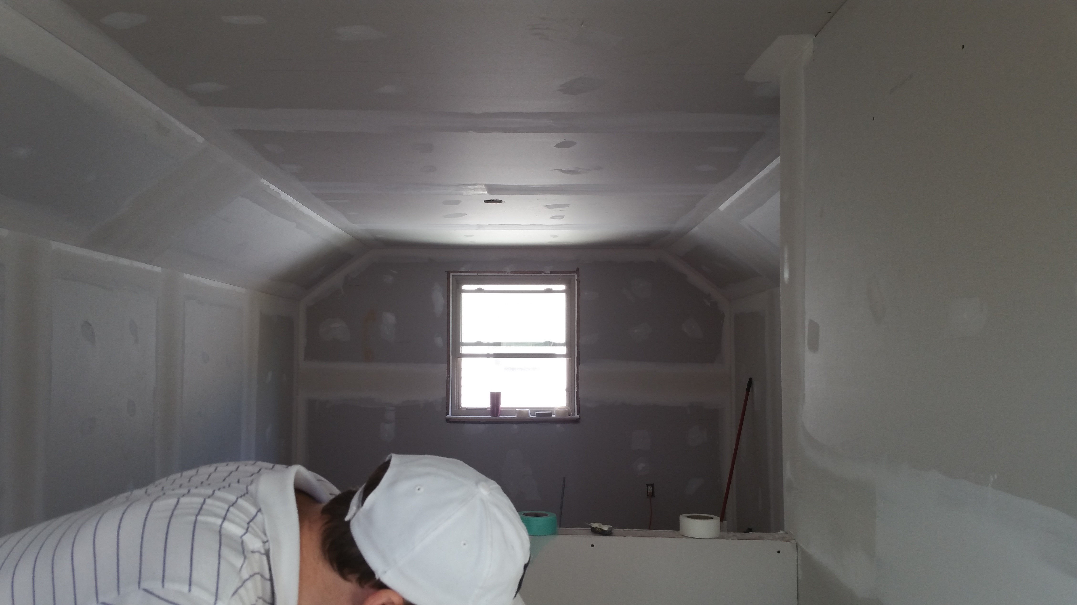 Upstairs Ceiling 3