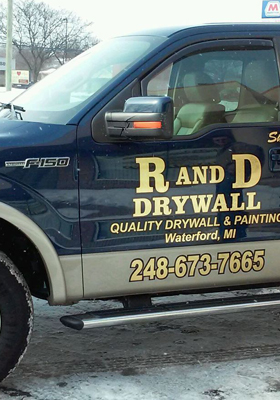 About R&D Drywall